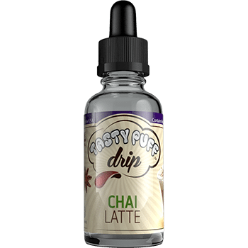 Chai Latte 3 mg front