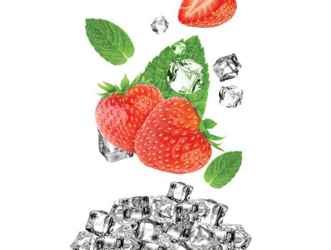 Strawberry Ice Drip | Tastypuff